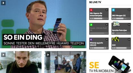 Se Tv Og Laer Dansk Et Trick Til Dr Nyheder Pa Dansk